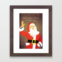 Hoe'sHoe'sHoe's Framed Art Print