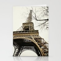 Le Tour Eiffel Stationery Cards