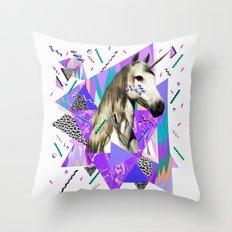 ACID WAVVES Throw Pillow