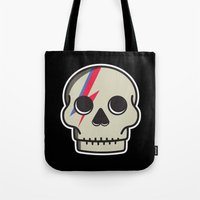 Skully Sane Tote Bag