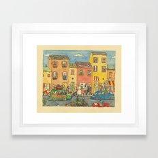 The Nurse Framed Art Print