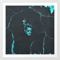 Tyler Durden without the Narrator | Fight Club Art Print