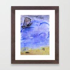 Lermontov Framed Art Print