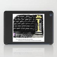 Jaundiced Lady iPad Case