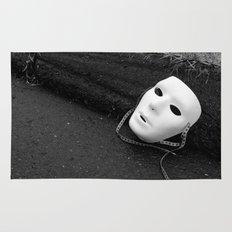 The Mask We Hide Behind VI Rug
