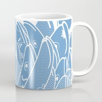 The Ocean Is Alive Mug