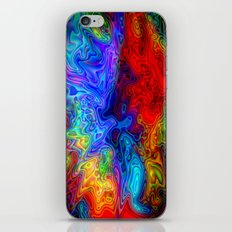 Acid iPhone & iPod Skin