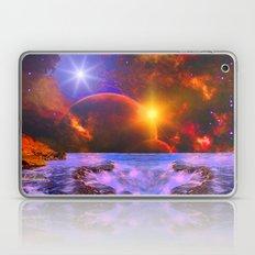 Alien coast Laptop & iPad Skin