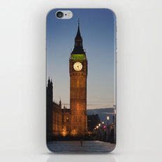 Big Ben, London iPhone & iPod Skin
