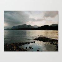 Derwentwater 2 Canvas Print
