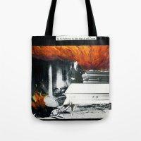 Total Post Mortum Immolation (funeral metal 3) Tote Bag