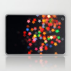 Rainbow Stars Laptop & iPad Skin