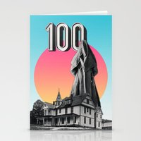 100 Nuns Stationery Cards