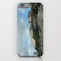 iPhone & iPod Case featuring Alcatraz Island by Elizabeth Tompkins