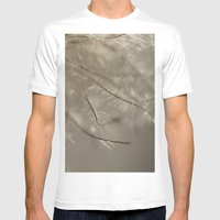 Georgia On My Mind Mens Fitted Tee White SMALL