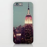 iPhone & iPod Case featuring Empire State by Alicia Bock