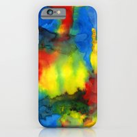 iPhone & iPod Case featuring Primary Mix by Enyalie