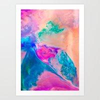 Bind Art Print