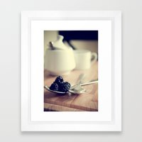 Tuesday Morning Framed Art Print
