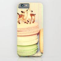 Deer Macarons iPhone 6 Slim Case