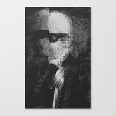 Karl Lagerfeld Star Futurism Limited Canvas Print