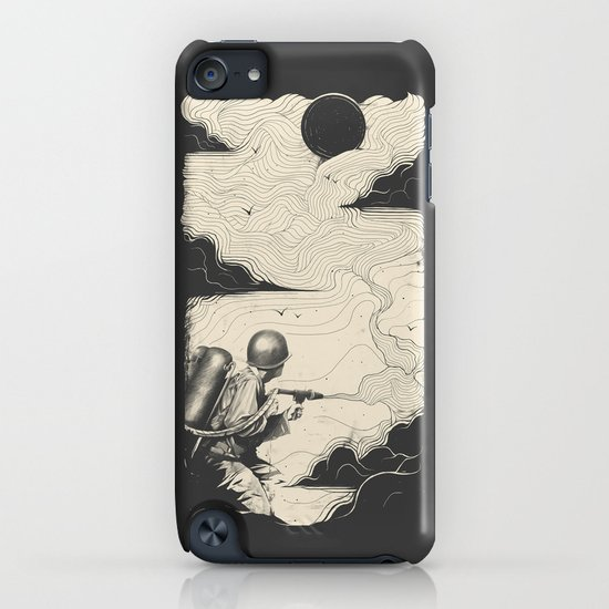 Sky Thrower iPhone & iPod Case