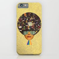 Rhythm is funky iPhone 6 Slim Case