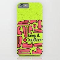keep it together ii iPhone 6 Slim Case