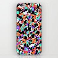Camouflage #6 iPhone & iPod Skin
