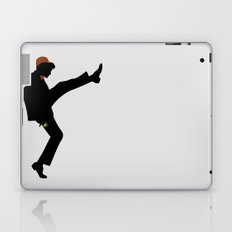 The 11th Doctor of Silly Walks Laptop & iPad Skin