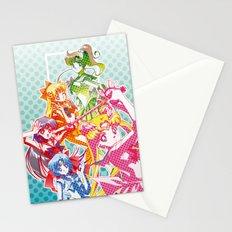 Sailor Senshi Dots Version Stationery Cards