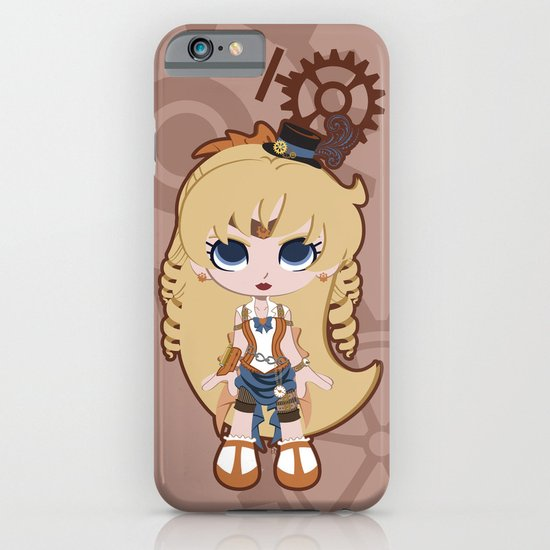 Steampunk Sailor Venus - Sailor Moon iPhone & iPod Case