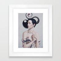 375 Framed Art Print