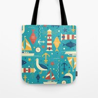 All At Sea Tote Bag
