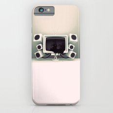 Liquid Crystal Display iPhone 6 Slim Case