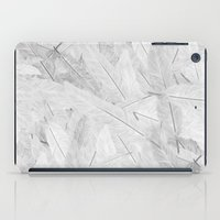 Feathered (Pattern). iPad Case