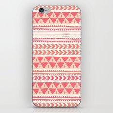 Winter Stripe II iPhone & iPod Skin