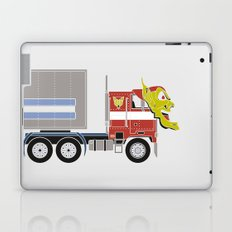 Robot's Wrong Disguise Laptop & iPad Skin