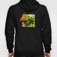 Butterly On The Flower 3… Hoody