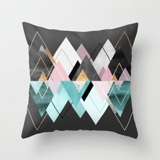 Nordic Seasons Throw Pillow