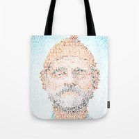 The Aquatic Steve Zissou Tote Bag