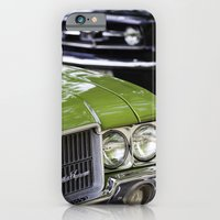iPhone & iPod Case featuring Classic Cars by Tom England