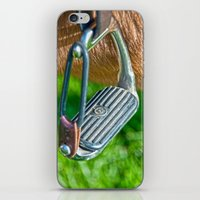 Stirrup iPhone & iPod Skin