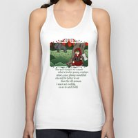 Little Red Riding Hood V… Unisex Tank Top