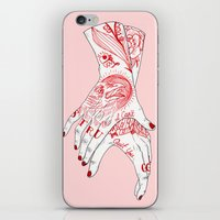 I Can't Quit You iPhone & iPod Skin