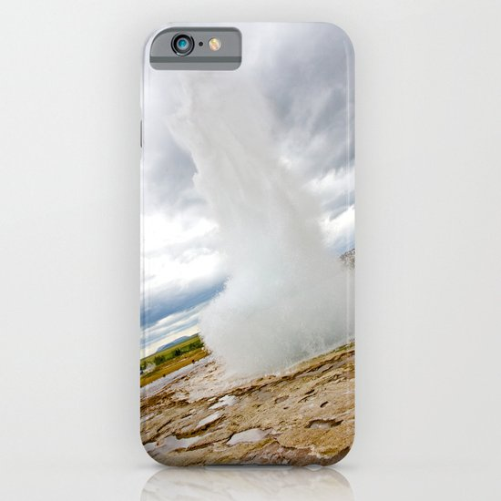Geyser iPhone & iPod Case