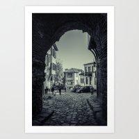Plovdiv Art Print