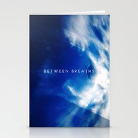 Between Breaths Stationery Cards
