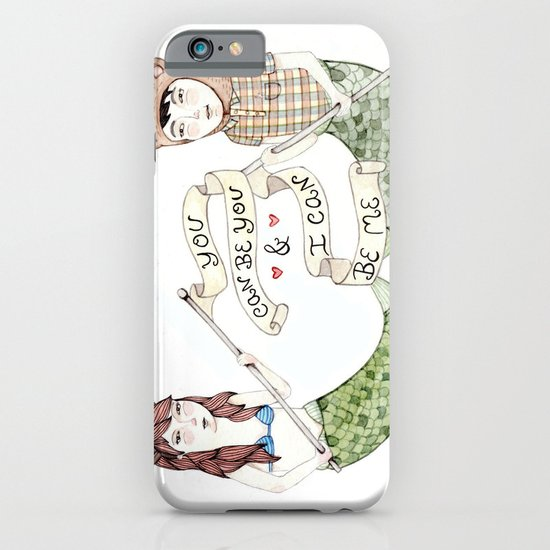 You Can Be You iPhone & iPod Case
