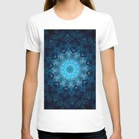 Ice Star  Womens Fitted Tee White SMALL